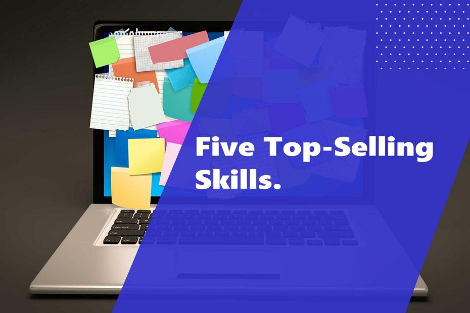Top 5 growing skills in freelancing