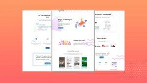 App Mount Website Template Thumbnail