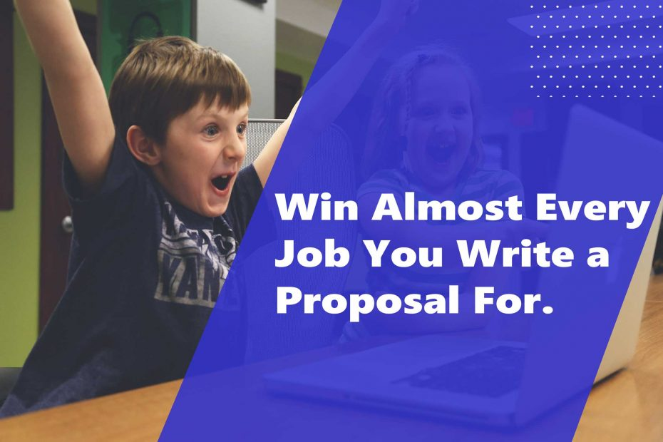 7 Top on How to write a Proposal to win 90% of Jobs 1